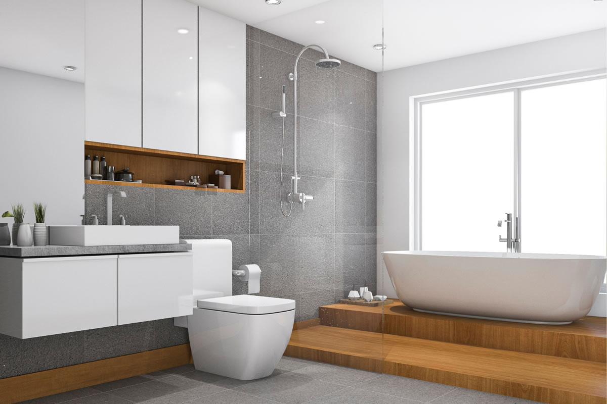 Six Steps to Thoroughly Clean Your Apartment Bathroom