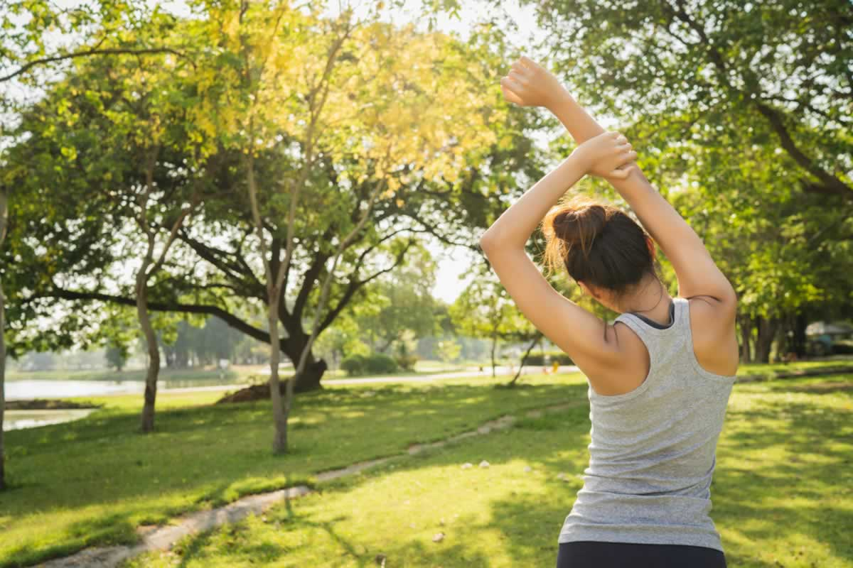 Five Ways to Get Fit This Summer